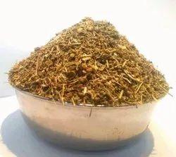 棕色Dhana Bhushu,半粉末