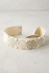 Fancy Fashion Macrame Belt