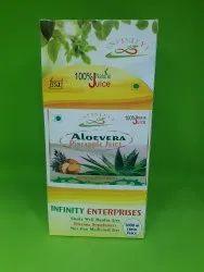 Aloe Vera With Pineapple Flavor