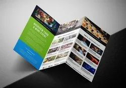 Paper Brochure Printing Services