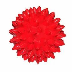 Acs Acupressure Energy Ball- Wooden- Best For Middle Part Of Palm & Finger Relaxation