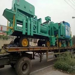 PORTABLE SEED PROCESSING PLANT