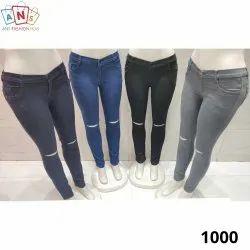 Lesson Regular Women Denim Jeans