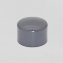 Polished 1inch Plastic Tube End Cap