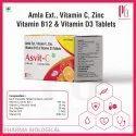 Asvit-C Chewable Tablets