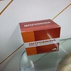 Metformin Tablets 650mg