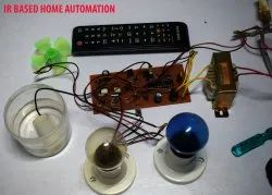IR Remote Based Home Automation