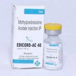 Methylprednisolone Injection 40 mg