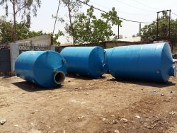 Sulfuric Acid Storage Tanks