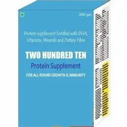 Protein Supplement fortified with DHA Vit Minerals & Dietary Fibre