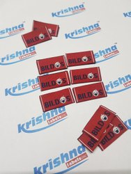 Brand name tags for clothes