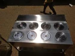Stainless Steel Commercial Bain Marie