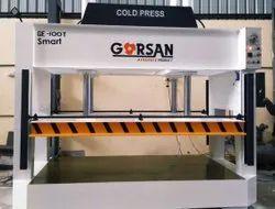 GE 100T Smart Cold Press Machine
