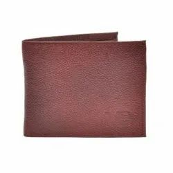 MBE/ST Burgundy Leather Wallet
