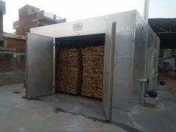 Timber Seasoning Chamber