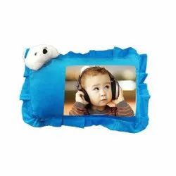 Sublimation Teddy Face Pillow