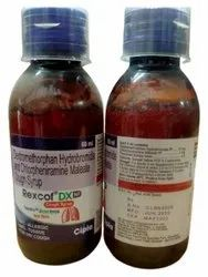 Dextromethorphan Hydrobromide And Chlorpheniramine Maleate Cough Syrup, Packaging Type: Bottle, Packaging Size: 60ml