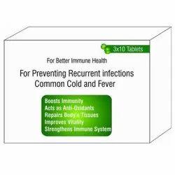 Ayurvedic Herbal Immunity Booster Tablets