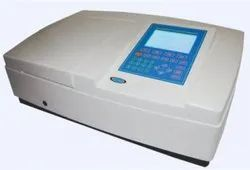 Touch Screen  Double Beam UV-Visible  Spectrophotometer
