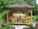 Bamboo Hut Manufacturer Kanpur - Agra - Meerut - Uttar Pradeshmud Amboo Huts