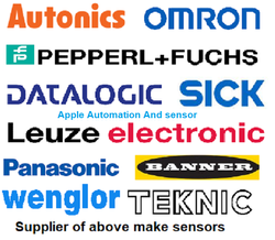 Sunx EX-30 Photoelectric Sensors