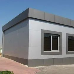 Front Elevation ACP Work Commercial