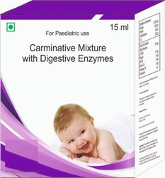 Carminative Mixture With Digestive Enzymes Drops