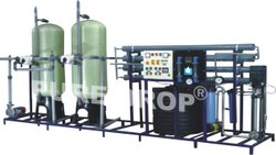 Puredrop Industrial RO Plant 2000 LPH PD-36 Model