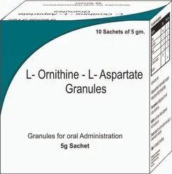 L-Ornithine-L- Aspartate Granules
