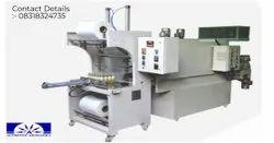Semi-Automatic Shrink Wrap (Web Sealer) Machine