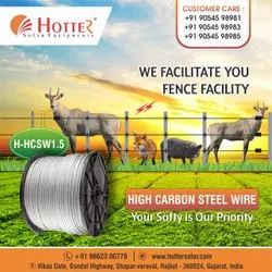 High Carbon Steel Fencing Wire