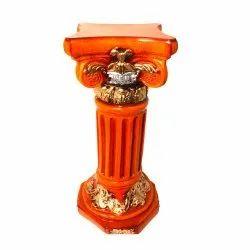 Decorative Corner Tables Pillar Stand
