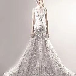 Bridal Wedding Gowns Exporter From India