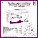 CROMCAL-CQ Tablets