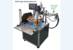 KN95 Mask Edge Sealing Machine