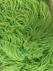 Single Colour Cotton Mop Yarn