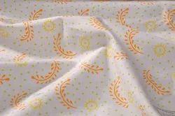 Printed Poplin Fabric