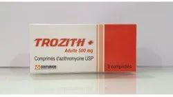 Azithromycin Tablets USP 500mg