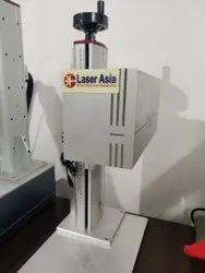 Diode Laser Hallmarking Machine