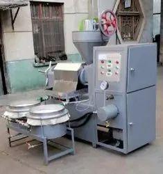 Semi Automatic Mustard Oil Extraction Machine