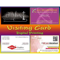 Office Visiting Card Printing Service