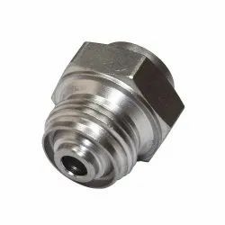 Fine Finish Mild Steel Lathe Machine Components, For Industrial