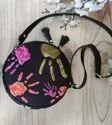 Round Sling Bags