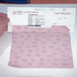 Arvind Cotton Fabric, Digital Prints, Multicolour