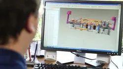 CAD / CAM Designing Firm Mechanical Engineering Design Services, Manufacturing
