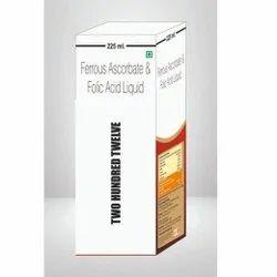 Ferrous Ascorbate & Folic Acid Liquid