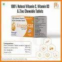 Ensamin-CDZ Chewable Tablet