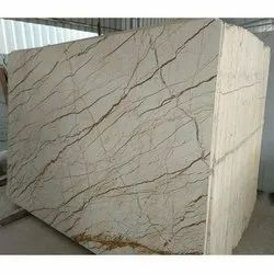 Sofita Beige Marble, For Flooring, Thickness: 15-20mm