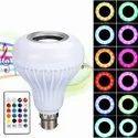 LED Music Light Bulb