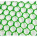 Hexagonal Green HDPE Mesh